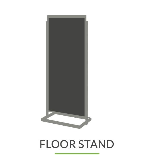 non retractable banner stands. Black Bedroom Furniture Sets. Home Design Ideas