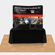 Elite Fabric Table Top Displays